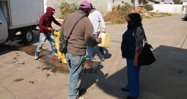 Con apoyo de Antorcha, cambian red de drenaje en San Matías Cocoyotla
