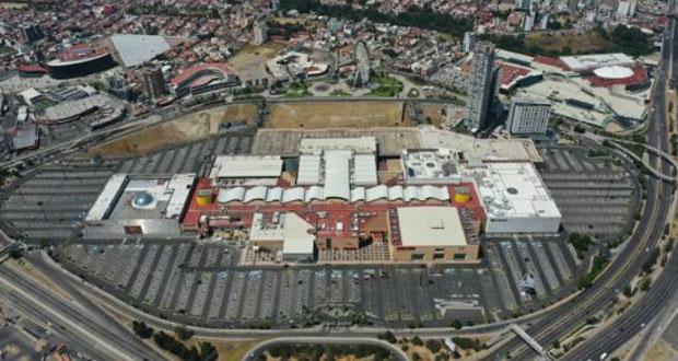 Por pandemia, centro comercial Angelópolis cierra sus puertas