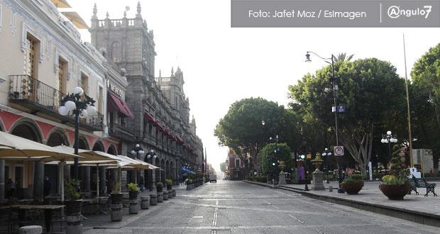 59% de población en Puebla se queda en casa; suman 511 casos de Covid