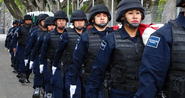 Lanzan convocatoria para ingresar al servicio de Protección Federal