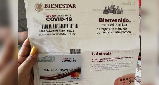 Bienestar va contra defraudadores de tarjetas falsas