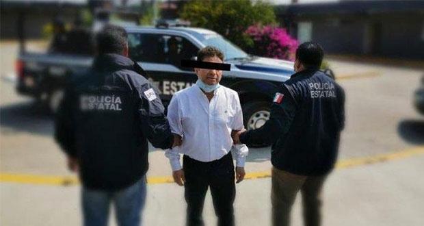 Capturan a exdiputado que ordenó ataque con ácido a saxofonista