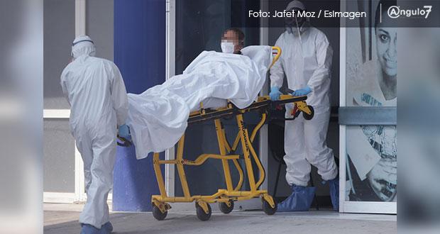 Crecen 13% casos del Covid-19 en Puebla; SS federal reporta 256