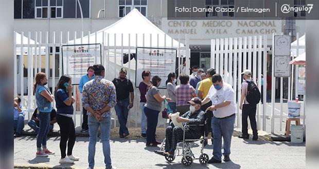 Se suma sólo un caso más de Covid en Puebla y van 639; 306 recuperados