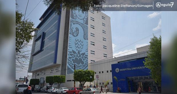 HU de BUAP interna a paciente con diabetes con contagiados de Covid-19, acusan