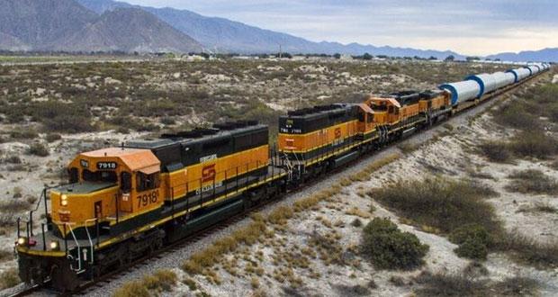Sector ferroviario ahorrará 2 mmdp con norma de seguridad, prevén