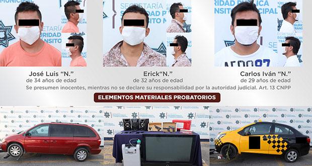 """Cae presunto asesino del """"Dr. Cosquillas""""; vinculado con 20 robos"""
