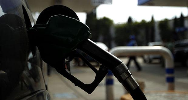 Gasolinera en Tepeaca, segunda del país con diésel a mejor precio