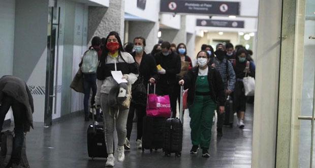 Al menos 2,743 mexicanos, varados en el extranjero por pandemia: SRE