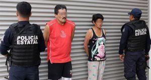 """Capturan a presuntos integrantes de la célula de esposa de """"El Grillo"""""""