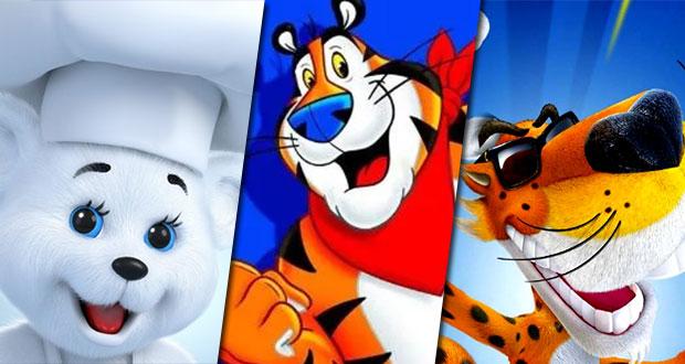 A partir de octubre, adiós al Oso Bimbo, Tigre Toño y Chester Chetos