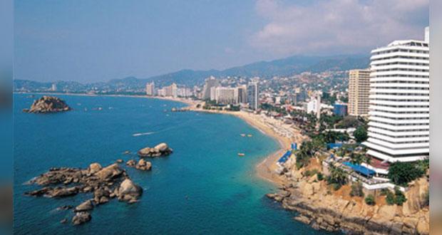 Guerrero cierra playas, incluídas las de Acapulco, al menos un mes