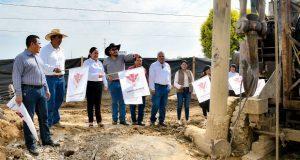 Comuna de Cuautlancingo va por pozo de agua con inversión de 2.3 mdp