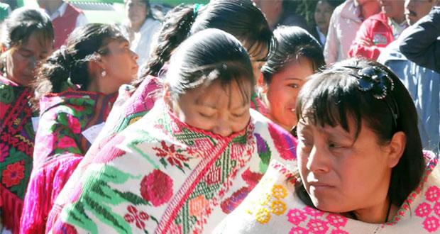 INPI apoya a pueblos con alimentos e información en sus lenguas