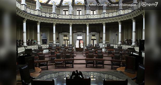 En Congreso de Puebla, plantean creación de fondo para atender Covid-19