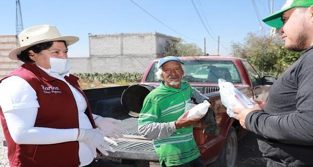Dan 11 mil 800 kits para prevenir contagios de Covid en San Andrés