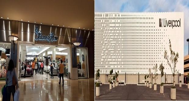 Sears, Liverpool y Palacio de Hierro cierran sucursales por Covid-19