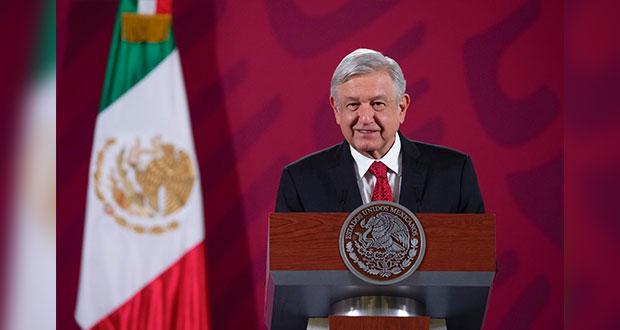 Sin orden en energía, México seguirá como tierra de conquista: AMLO