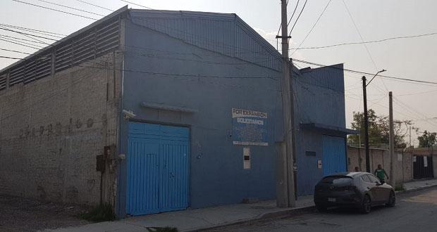 Acusan despido injustificado de obreros en maquiladora en Tehuacán