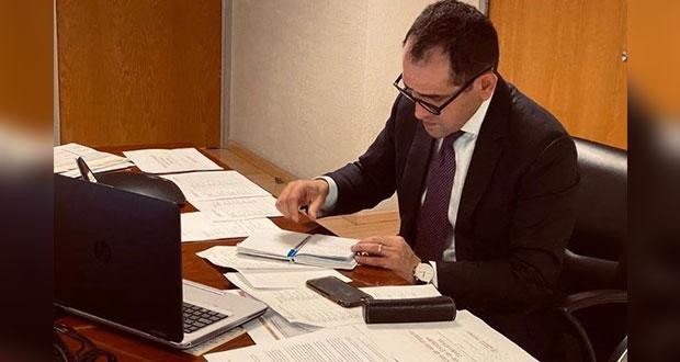 SHCP garantiza a estados participaciones para liquidez ante emergencia