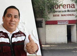 CEN de Morena elige a Carlos Evangelista como delegado en Puebla