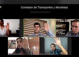 Diputados piden que trasporte público cumpla con medidas contra Covid