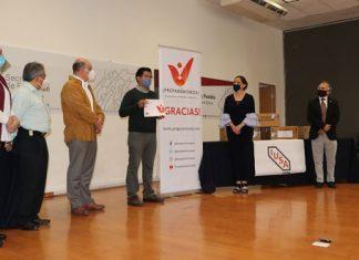 Donan IUSA y Juntos por la Salud 20 respiradores para pacientes Covid