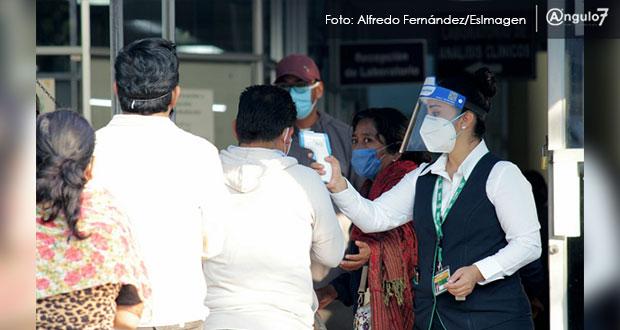 Puebla llega a 2 mil 421 contagios de Covid-19 y van 437 defunciones