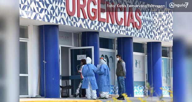 Durante el fin de semana Puebla sumó 305 casos de Covid-19; van 2 mil 163