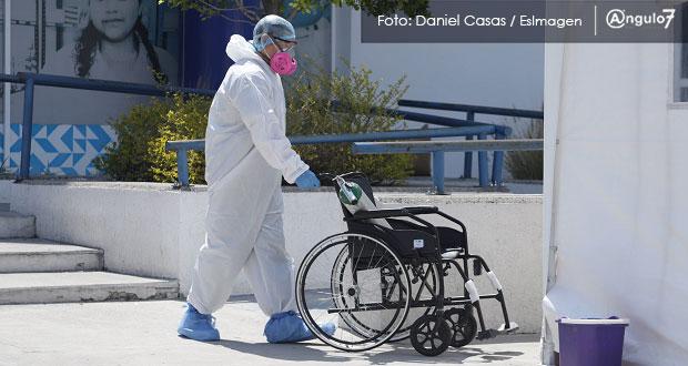 Cae 11% disponibilidad de camas para pacientes críticos con Covid en Puebla