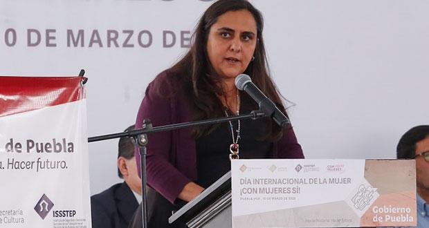Anuncia Barbosa salida de Berlanga Valdés del Issstep