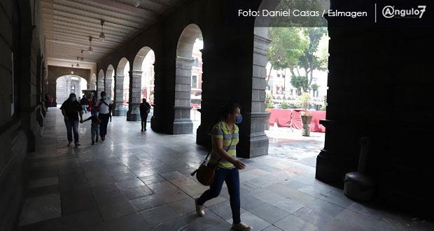 Tras 130 días de plantón, retiran a exempleadas del ayuntamiento de Puebla