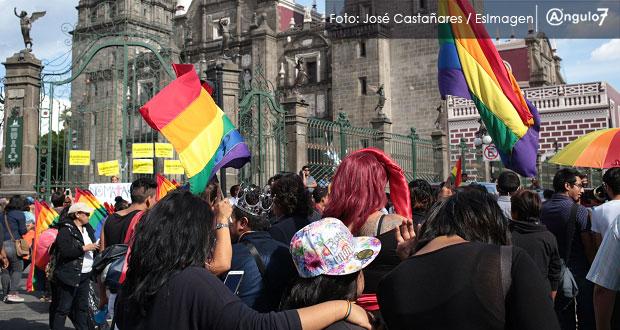 En Puebla, persiste rechazo a la diversidad sexual: ONGs