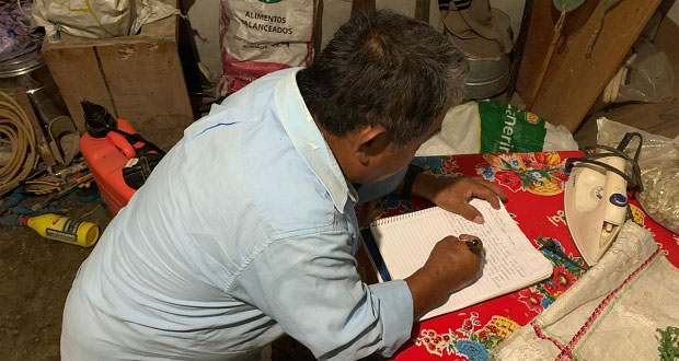 Piden a gobierno apoyo alimentario para campesinos en Tepetzintla
