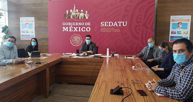 Sedatu plantea desarrollo urbano en zona aledaña a Santa Lucía