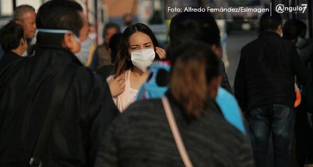 Curva no se aplana en Puebla; en un día suman 151 casos y ya van 2 mil 314