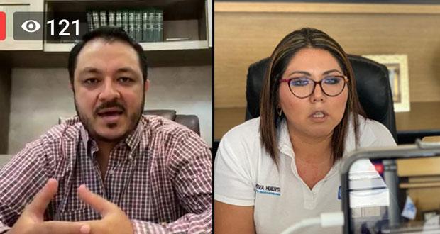PRI y PAN se pronuncian por echar abajo Ley de Educación en Puebla