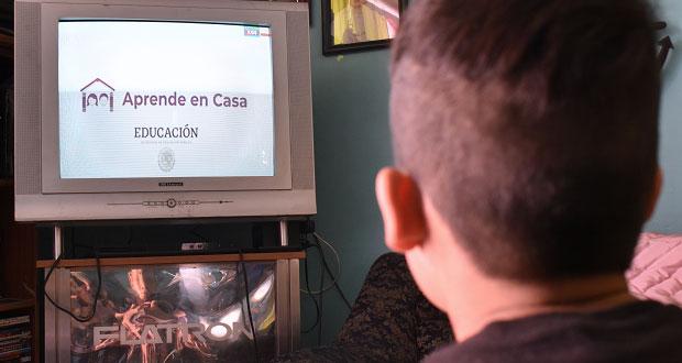 """""""Aprende en Casa"""", con aval de docentes y contacto con alumnos: SEP"""