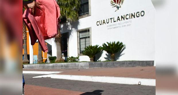 Recorte salarial aprobado en Cuautlancingo es inconstitucional: abogados