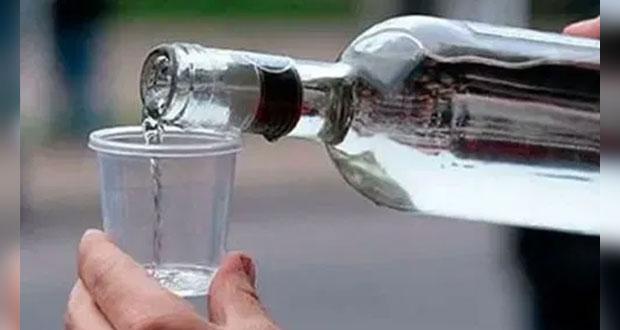 Ya son 5 municipios con al menos 28 muertes por alcohol adulterado