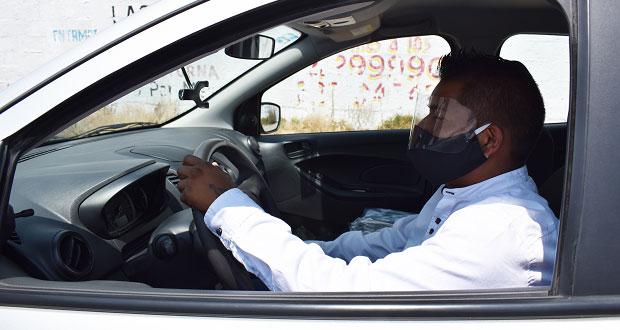 Cubrebocas será obligatorio para conductores y pasajeros de Uber
