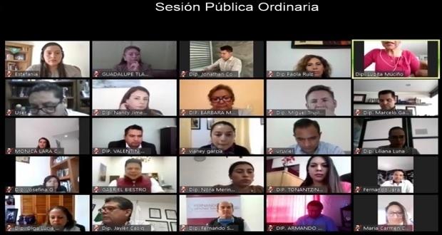 Ley de Educación es aprobada en el Congreso de Puebla por mayoría