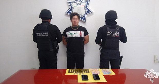 """Policía Estatal detiene a presunto integrante de """"La Mafia de Analco"""""""
