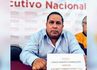 Bancada poblana de Morena en San Lázaro respalda al nuevo delegado