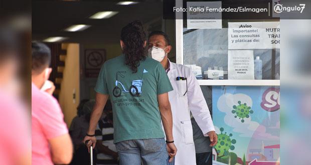 20 municipios de Puebla con casos Covid, con pocos médicos y sin hospitales
