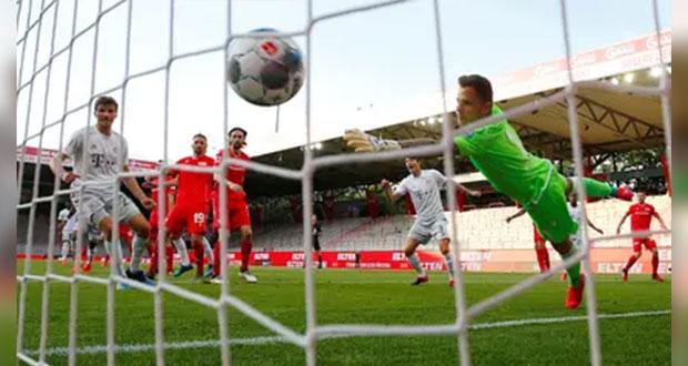 Futbol europeo regresaría el 12 de junio; Alemania ya juega