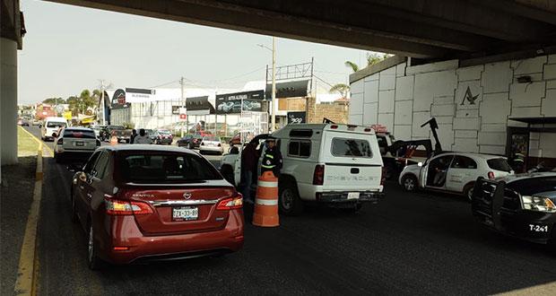 Sin aseguramientos, tras revisar 76 vehículos este lunes: San Andrés