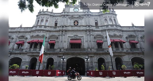 Ayuntamiento de Puebla registra 162 mdp de recursos sin gastar