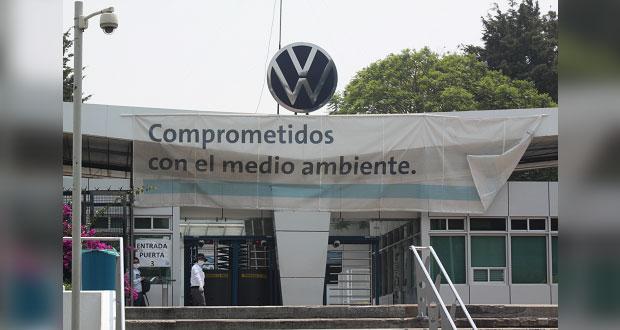 No hay condiciones para pronunciamiento por reinicio de operaciones: VW