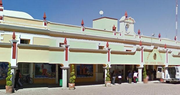 San Andrés investiga a trabajadores por arrebatar mercancía a vendedor